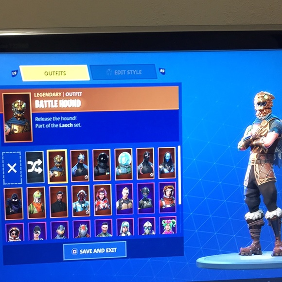 Fortnite Account With Cool Skins For Ps4 And Pc